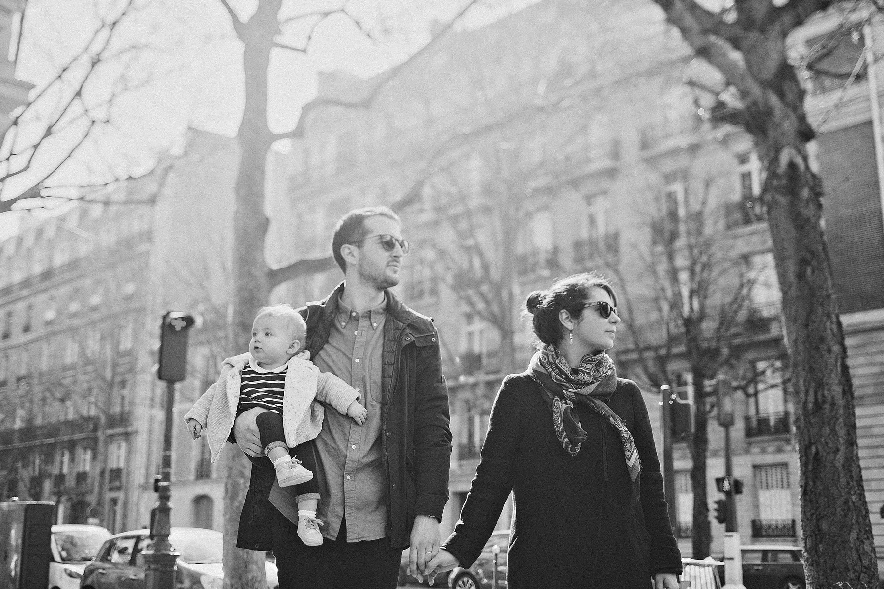 Family Photoshoot Paris France Destination Wedding Photographer,