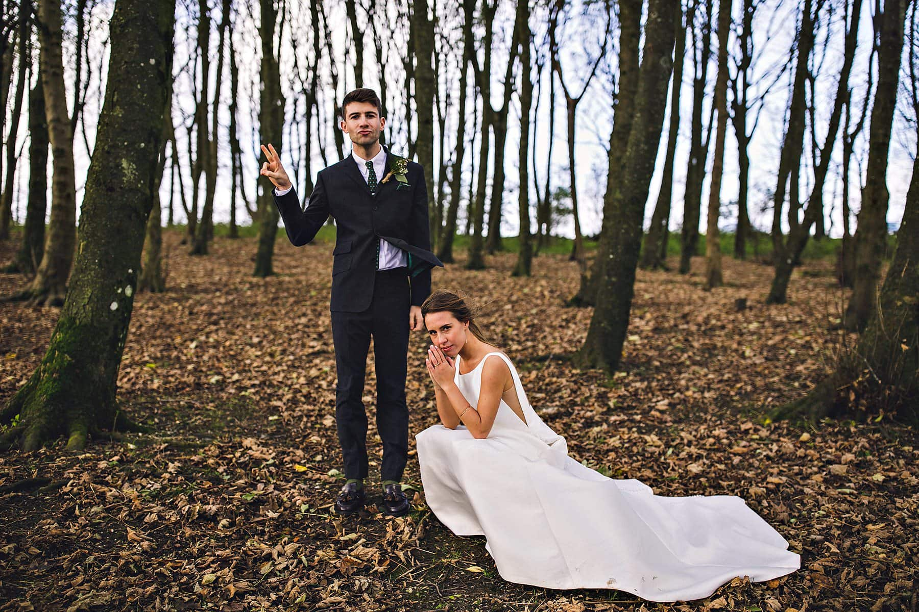 Bride Groom Devils Dyke Brighton Wedding Photographer,