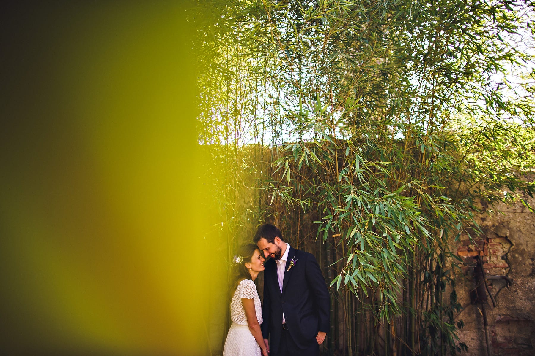Bride Groom Tenuta La Fratta Tuscany Destination Wedding Photographer,