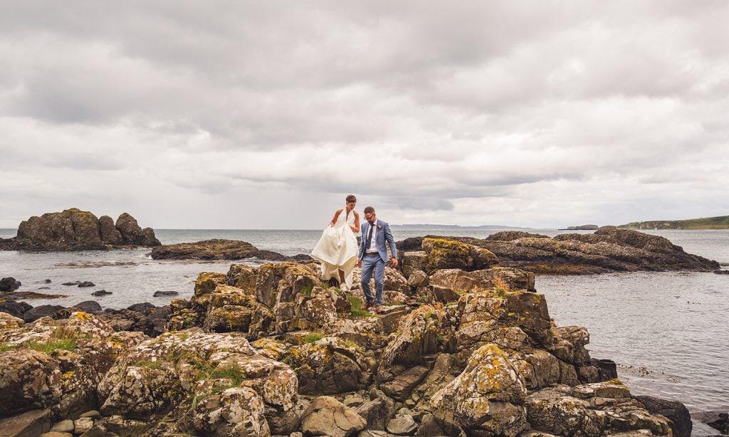 PortBradden McShane Glen North Coast Wedding