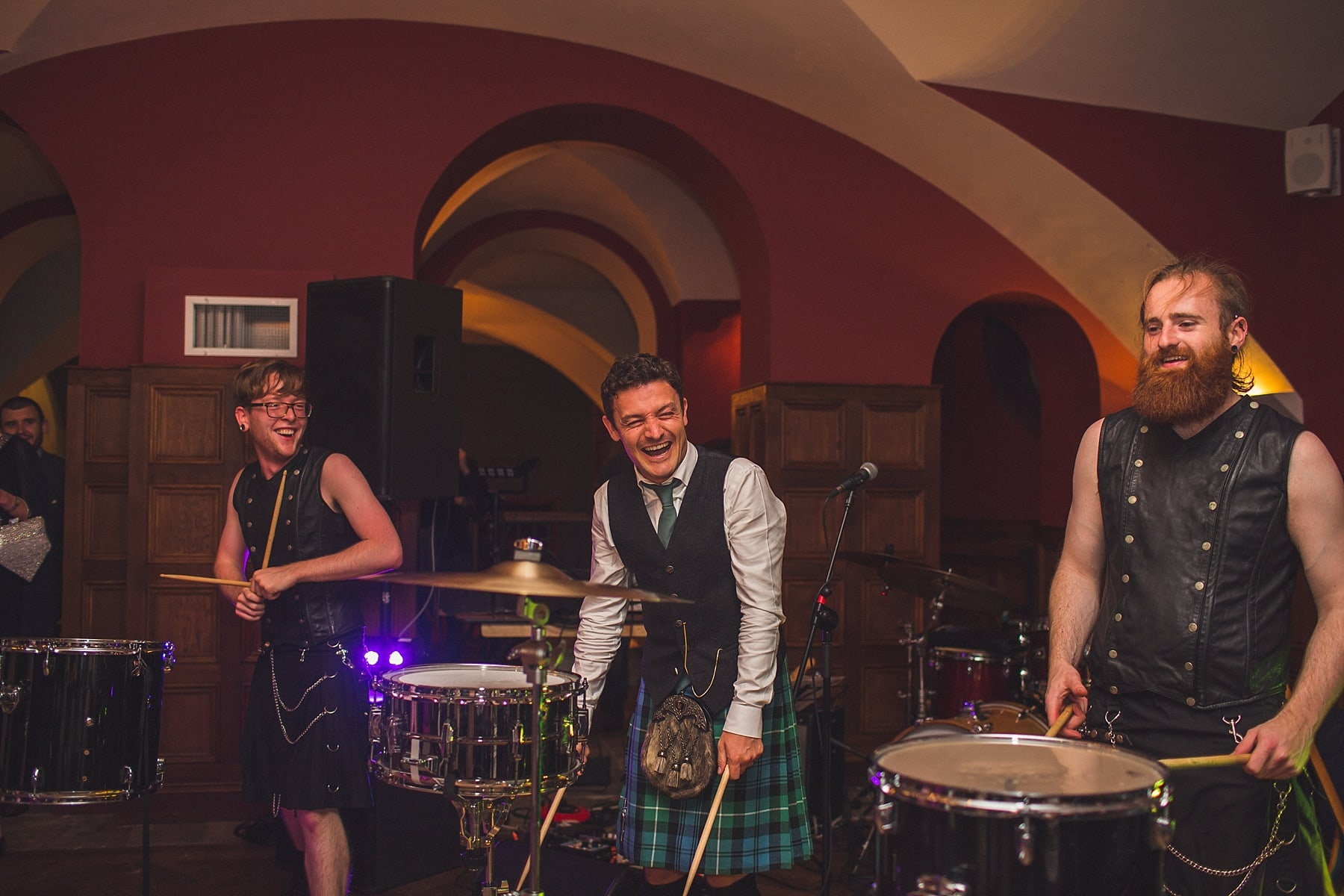 Markree Castle wedding,midnight drummers,destination wedding photography,dancing,fun,