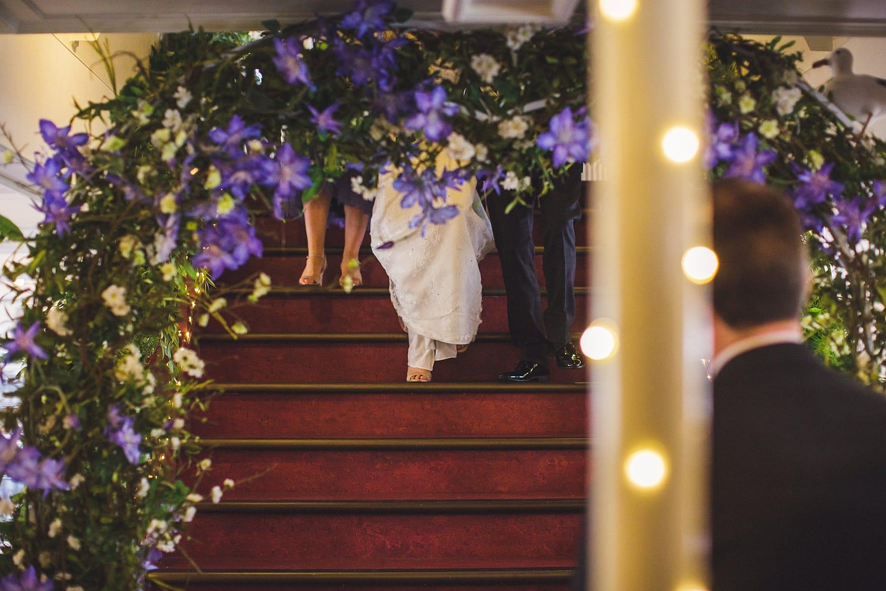 SS nomadic wedding,belfast city,nautical themed wedding,wedding ceremony ideas,boat,titanic quarter,