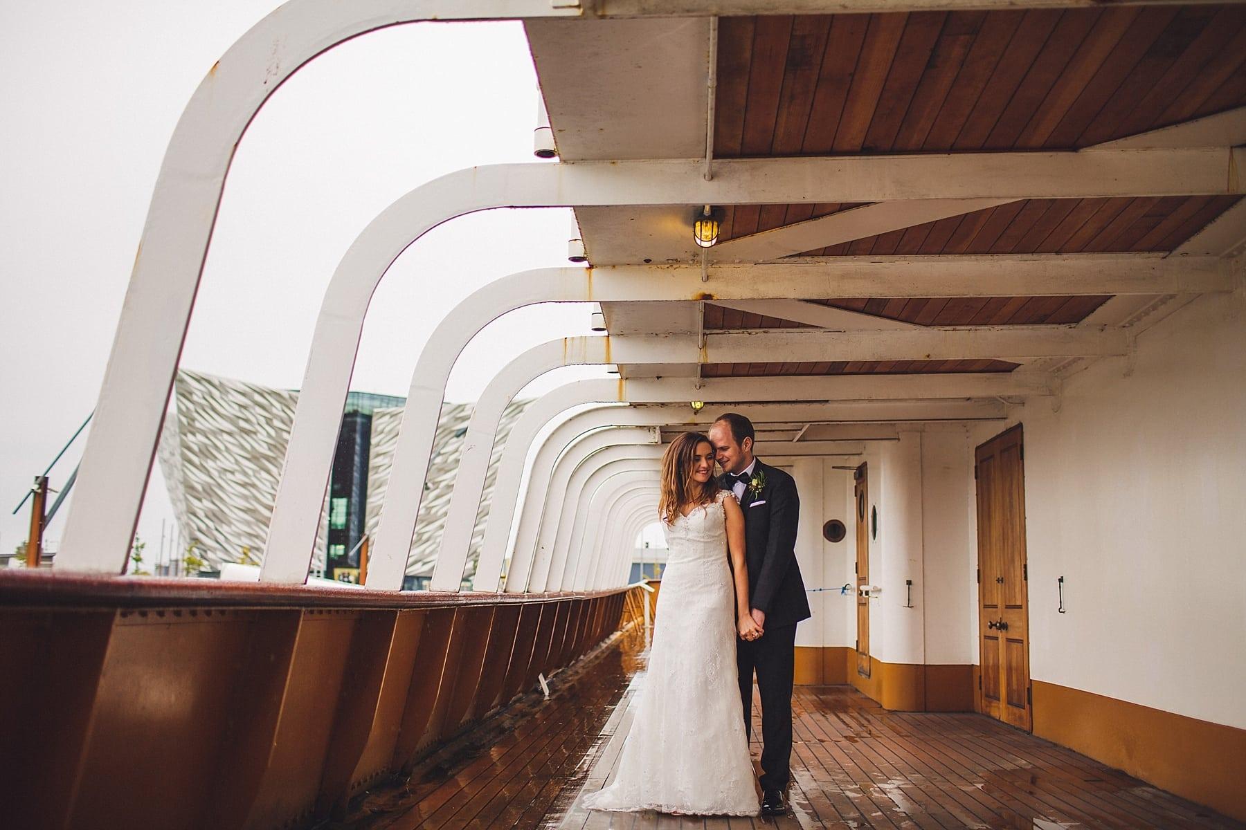 SS nomadic wedding photography,belfast wedding photographer,real wedding,all aboard,nautical themed wedding,